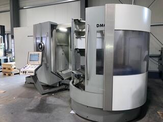 Frezarka DMG DMC 60 T RS 3-7