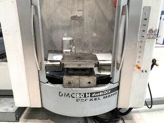 Frezarka DMG DMC 80 H doubock-8