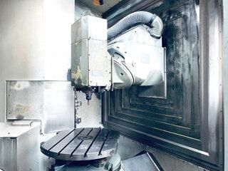 Frezarka DMG DMC 80 U doublock, Rok prod.  2006-3