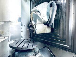 Frezarka DMG DMC 80 U doublock, Rok prod.  2006-4