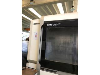 Frezarka DMG DMF 260 / 7, Rok prod.  2016-2