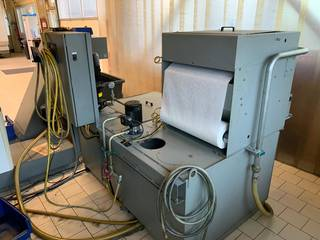 DMG DMF 500 linear Centra obróbcze, frezarki, Rok prod.  2006-11