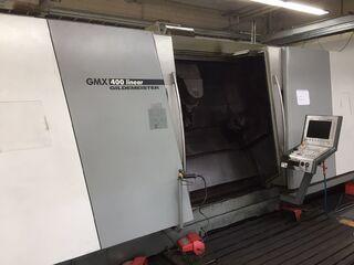 Tokarka DMG GMX 400 Linear-0