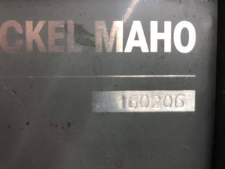 Frezarka DMG Maho 1600 W-6