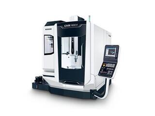 Frezarka DMG Mori CMX 600 V-0