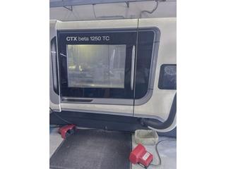 Tokarka DMG Mori CTX beta 1250 TC-1