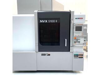 Frezarka DMG Mori NVX 5100 II / 40 RV, Rok prod.  2013-0