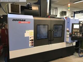 Frezarka Doosan DNM 650 II-0