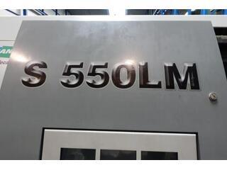 Tokarka Doosan S 550 LM-7