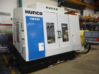 Frezarka Hurco VMX 50 /40 T NC Schwenkrundtisch B+C axis-0