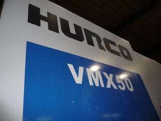 Frezarka Hurco VMX 50 /40 T NC Schwenkrundtisch B+C axis-1