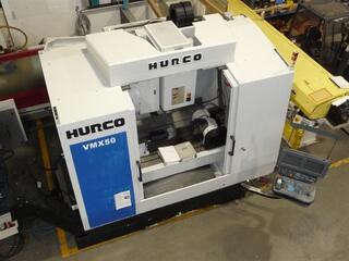 Frezarka Hurco VMX 50 /40 T NC Schwenkrundtisch B+C axis-6