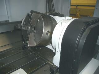 Frezarka Hurco VMX 50 /40 T NC Schwenkrundtisch B+C axis-7