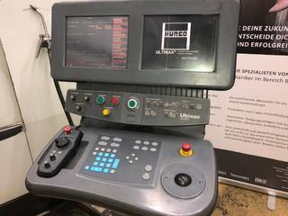 Frezarka Hurco VMX 64, Rok prod.  2000-2