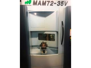Frezarka Matsuura MAM 72 35V, Rok prod.  2014-14