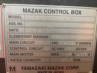 Tokarka Mazak Integrex E 650 H x 2.000-11