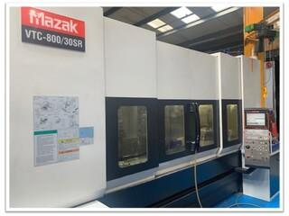 Frezarka Mazak VTC 800 / 30 SR, Rok prod.  2008-3