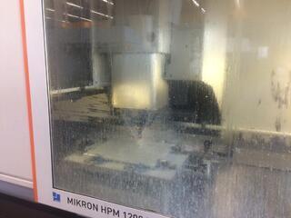 Frezarka Mikron HPM 1200 HD-1