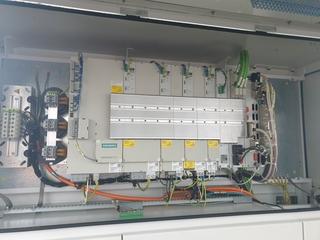 Frezarka Mikron HSM 800-10