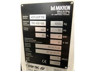 Frezarka Mikron UCP 710-11