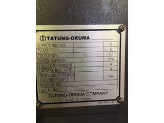 Tokarka Okuma Genos L400-E-4