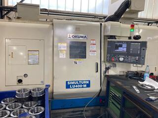 Tokarka Okuma LU 400 M-1