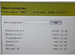 Frezarka OPS Ingersoll High Speed Eagle V9-9
