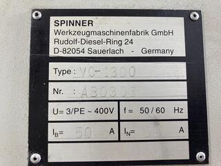 Frezarka Spinner VC 1300-8