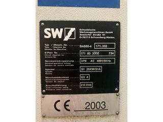 Frezarka SW BA 600 - 4-1