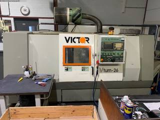 Tokarka Victor V-Turn 26 / 100 CV-0