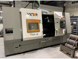 Tokarka Victor V-Turn 36/125 CV-0
