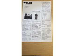 Tokarka Weiler Matador W2-1