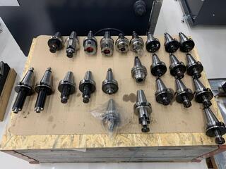 Werkzeugaufnahmen BT 50 Wyposażenie używane-1