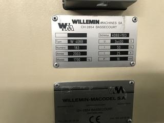 Frezarka Willemin-Macodel W 408 B-13