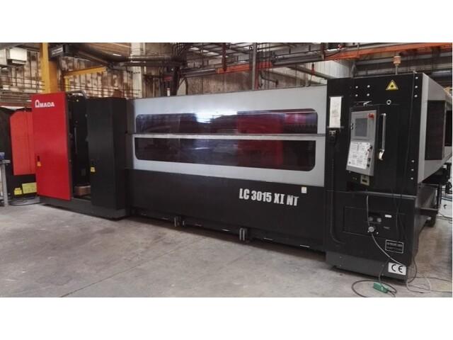 więcej zdjęć Amada LC 3015 X1 NT 4000 W Urządzenia do cięcia laserem