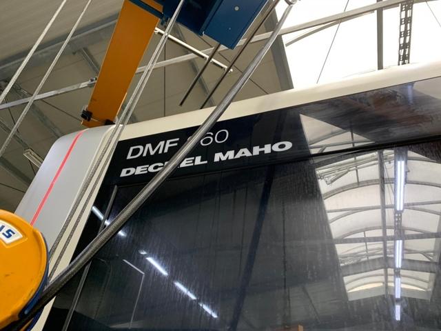 więcej zdjęć Frezarka DMG DMF 360, Rok prod.  2011