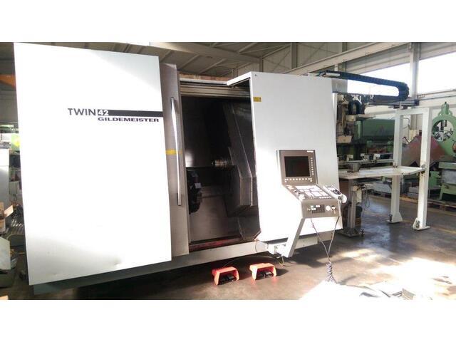 więcej zdjęć Tokarka DMG Twin 42
