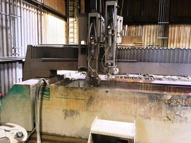 więcej zdjęć FLOW WMC 4030 Woda cięcia CNC