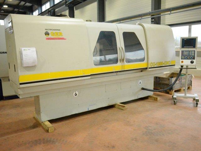 więcej zdjęć Szlifierka GER CU 1000 CNC