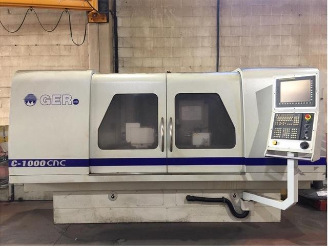 więcej zdjęć Szlifierka GER C - 1000 CNC