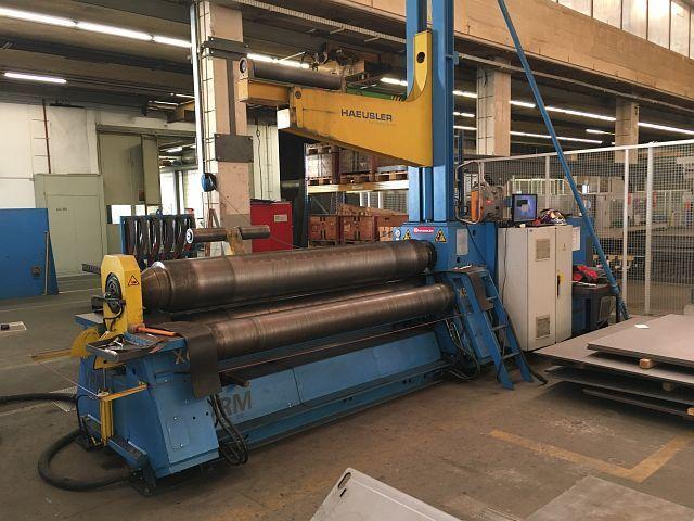 więcej zdjęć Haeusler VRM - HY 3000 - 120 Inne maszyny