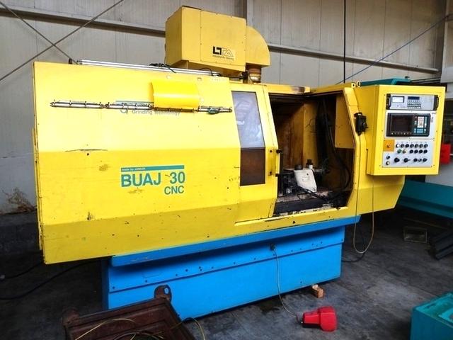 więcej zdjęć Szlifierka Junker CNC grinder BUAJ 30