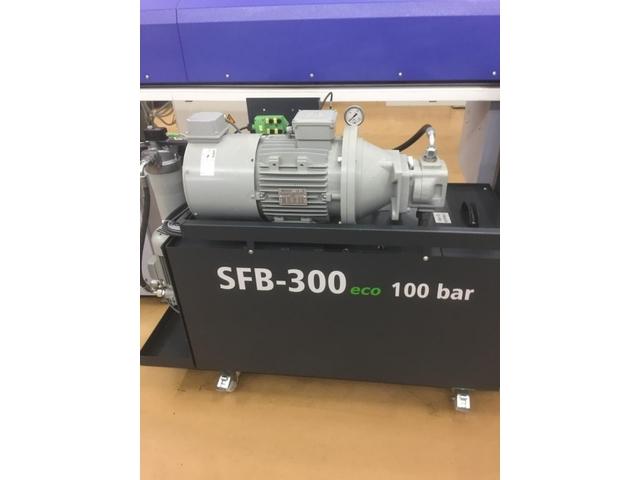 więcej zdjęć Büchler SFB 300 eco 100 bar Wyposażenie używane