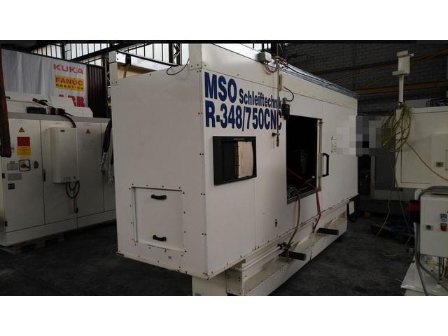 więcej zdjęć Szlifierka MSO S 348 / 750 CNC