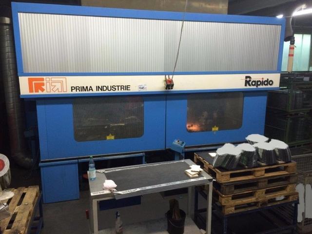 więcej zdjęć Prima Industrie 3D Rapido 5 Urządzenia do cięcia laserem