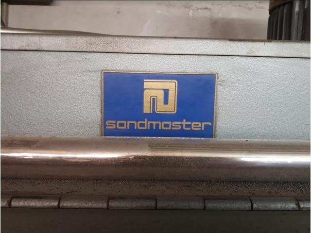 więcej zdjęć Sandmaster 100 D Inne maszyny