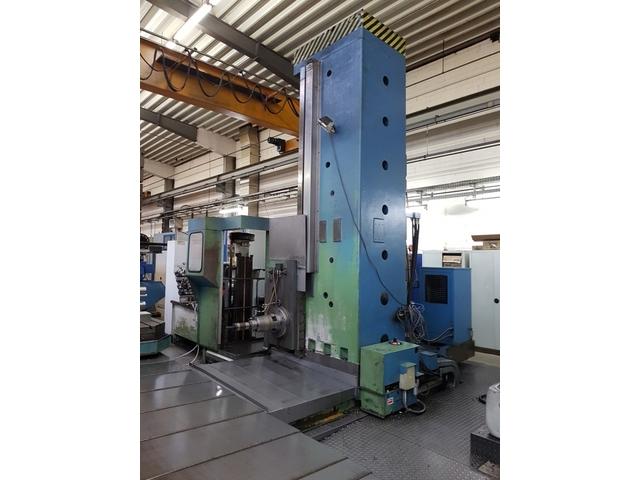 więcej zdjęć TOS WHN 13.8 CNC Wytaczarka