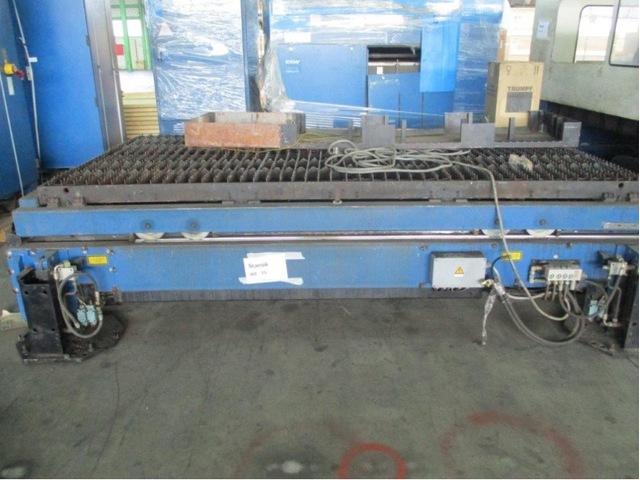 więcej zdjęć Trumpf TC L 3030 - 3000W Urządzenia do cięcia laserem