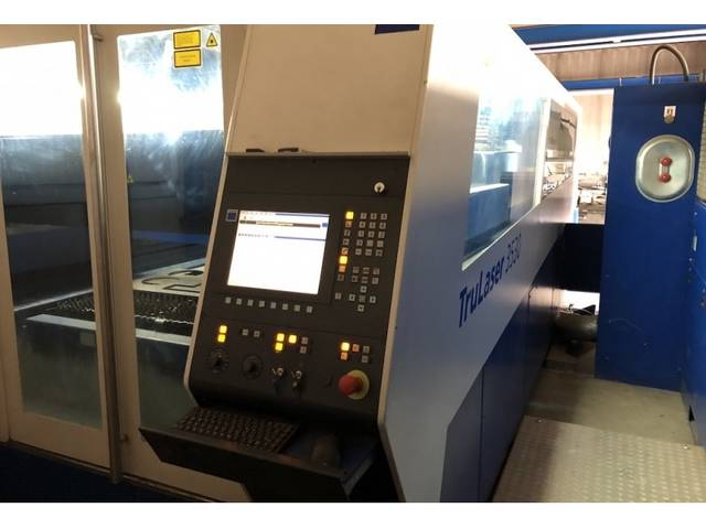 więcej zdjęć Trumpf TruLaser 3530 - 4000 W Loadmaster Urządzenia do cięcia laserem
