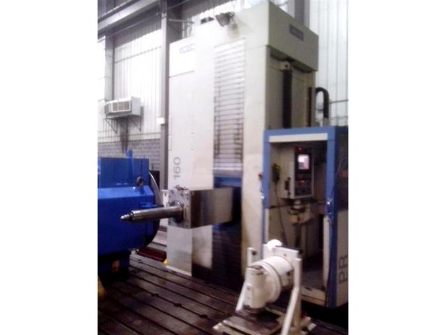 więcej zdjęć Union PCR 160 CNC Wytaczarka